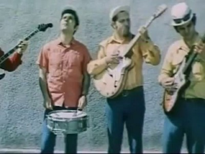 От зари до зари (Пой гитара) кинофильм Песни моря