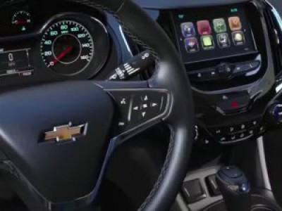 Chevrolet Cruze 2017 обзор #cruze
