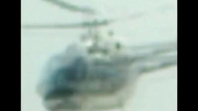 Упал вертолёт индийского гуру