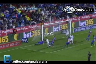 Леванте (Валенсия) – Реал М (Мадрид) – 1:2