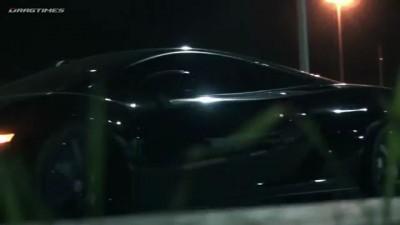 UGR Lamborghini Gallardo Nera vs Nissan GT-R AMS Alpha 12