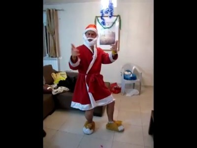 I'm sexy and i know it (Santa version)