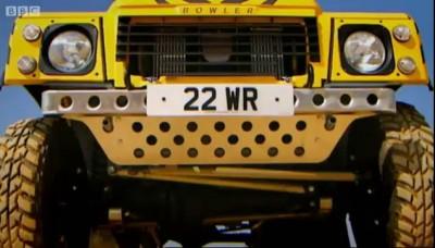 Bowler Wild Cat - Top Gear - BBC