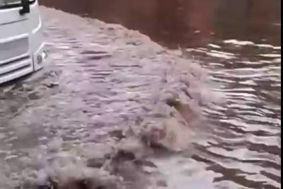 тверь наводнение 30 06 13