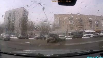 Подборка аварий 15.Car Crash compilation 2013.