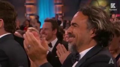 Леонардо Ди Каприо наконец-то получил свой первый «Оскар»!