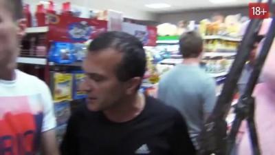 Хрюши Против - Драка в магазине