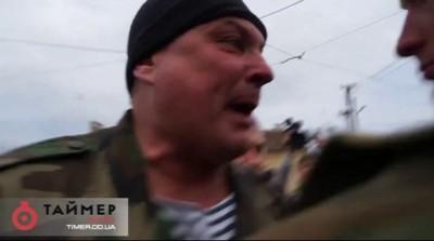 10 апреля, Одесса. Первое столкновение