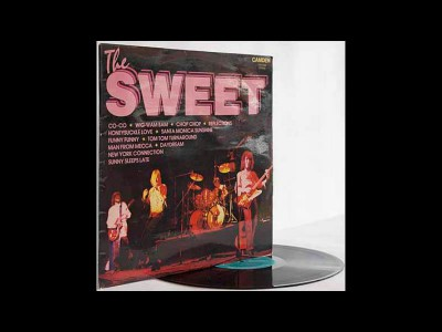 The Sweet - The Sweet (Compilation) (1978)