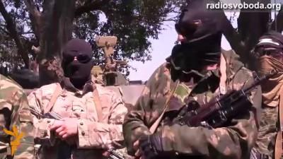 Экс-боевики группировки «ДНР» призывают сепаратистов сложить оружие