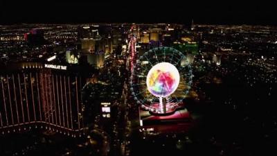 150-метровое колесо обозрения