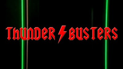 Thunder Busters (AC/DC vs Ghostbusters Mashup)