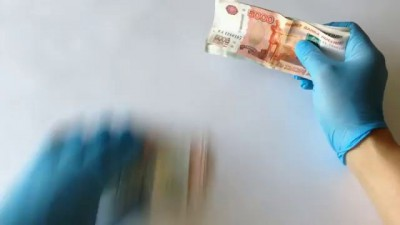 "Ломка денег. Russian game ""Breaking money"""