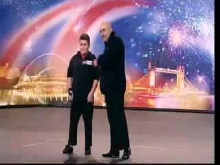 Stavros Flatly - Greek Irish Dancers - Britains Got Talent 2009