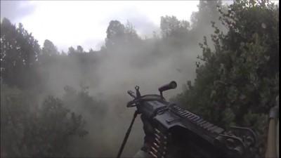 Бой в Афганистане