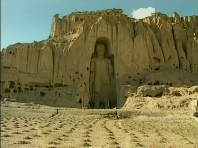 The Bamiyan Buddhas of Afghanistan
