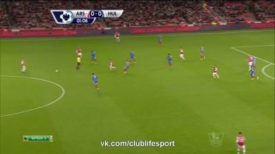 Англия Премьер-лига 14-й тур  Арсенал (Лондон) – Халл Сити (Кингстон-апон-Халл) – 2:0  Г