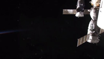 UFO In Earths Orbit At Space Station, Nov 3, 2014, UFO Sighting News.