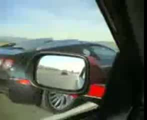 Решил погоняться с Bugatti ;)