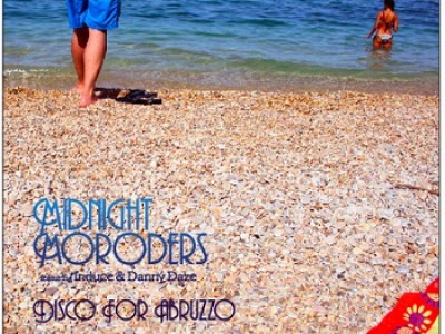 Midnight Moroders ft Induce & Danny Daze - Disco For Abruzzo
