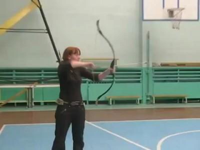 Темповая стрельба из лука