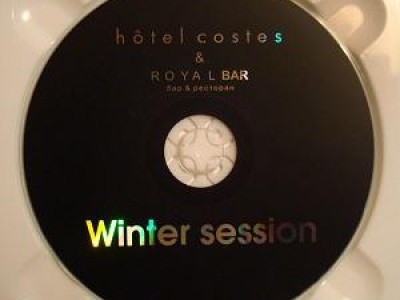 Hotel Costes & Royal Bar - Winter Session 2CD (by Stephane Pompougnac)