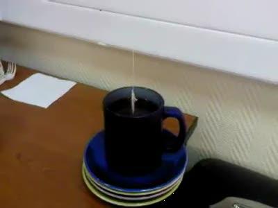 Устройство для заварки чая от mitsubishi