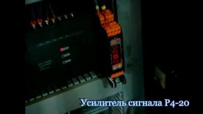 Усилитель сигнала тензодатчика