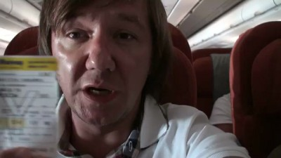 Аэрофлот: случай в самолете
