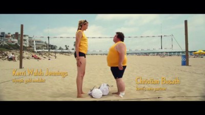 Craziest Beach Volleyball Game Ever (w/ Kerri Walsh Jennings)