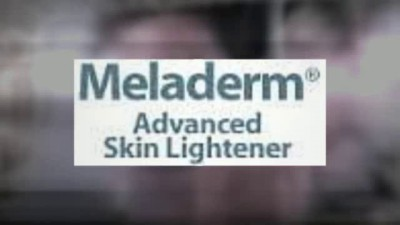 Factual statements regarding the meladerm skin product
