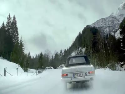 Mercedes-Benz.tv: TV-Spot 'Sunday Driver'