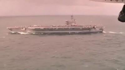 """Авианосец """"Джордж Буш"""" - самый мощный корабль в мире по версии США"""