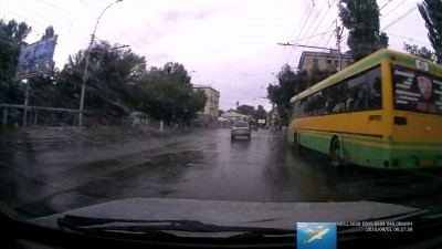 ДТП 1.09.2016(г.Саратов)