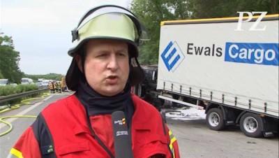 2. В результате аварии в Германии погибли пять жителей Литвы