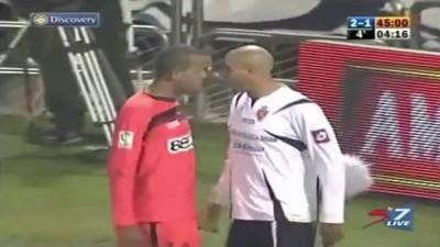 Спортивные драки.