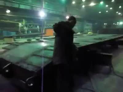 Работяга с базукой