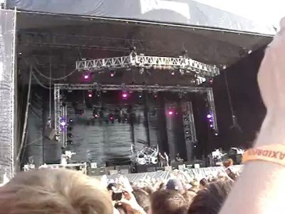 Maxidrom 2011 - Korn