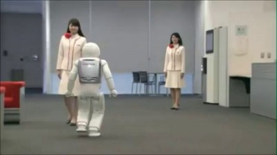 Робот ВЕРТЕР отжигает