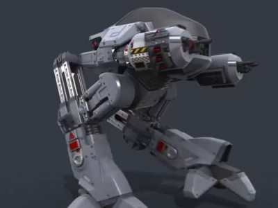 ED-209 Animation