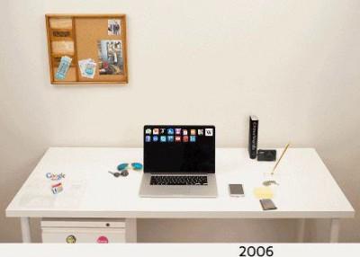 Эволюция рабочего стола