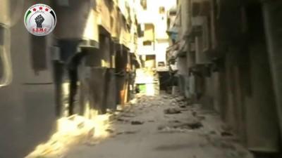 Тяжелые столкновения (Сирия)