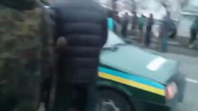 Бандеровцы напали на Крымчан. Есть пострадавшие