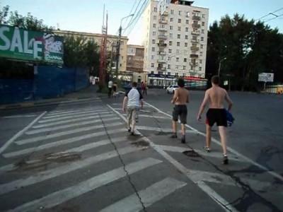 Драка в Нижнем Новгороде