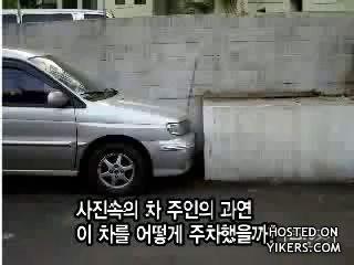 мастер парковки