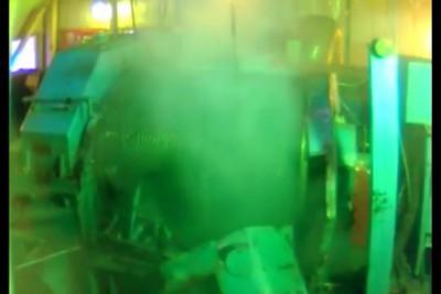 Обрыв пряди буровой лебедки