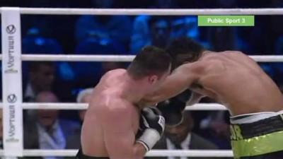 Чакхиев победил Тэйлора