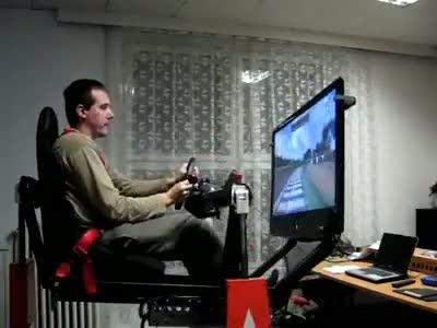 Симулятор Formula 1