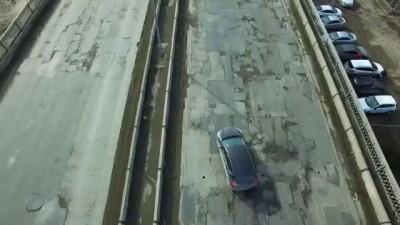 Волгоградсверху - коптер против дорог