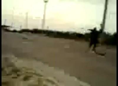 Сепаратисты на КПП Должанский после боя потребляют вискарь